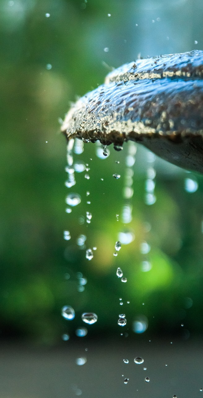 wasser tropfen lang